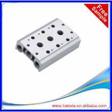Airtac Tipo 4V colector para válvula solenóide base