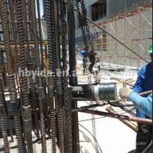 Prensa de extrusión en frío Prensa hidráulica de la máquina para conexión de barras de refuerzo