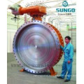 Metal Seat Electric Butterfly Valve (MB Series)