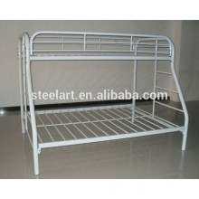 latest white metal iron bunk beds for kids design