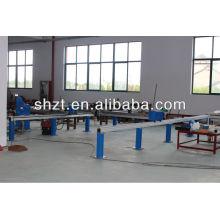 Kostengünstige chinesische Gantry-Typ Metall Plasma-Cutter CNC-Maschine