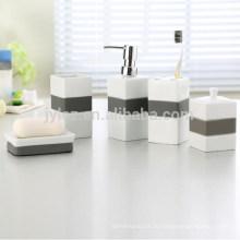 Keramik Badezimmer Set