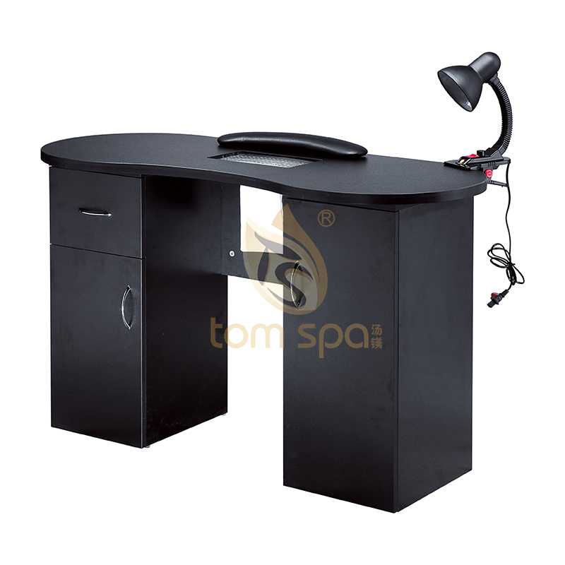 Manicure Table Nail Station for Beauty Salon