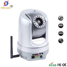 Cámara infrarroja infrarroja del IP WiFi del IR del zumbido óptico 27X (IP-129HW)