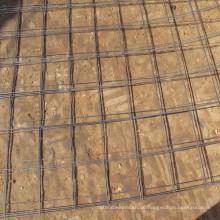 Black Welded Wire Mesh Panel für den Bau