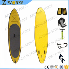 Kid Play Surfing Inflatable Stand Up Paddle Board