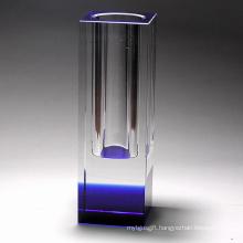 Crystal Glass Flower Vase (JD-HP-023)
