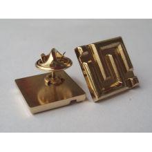 Accesorio personalizado de la ropa de la manera pin de solapa del metal