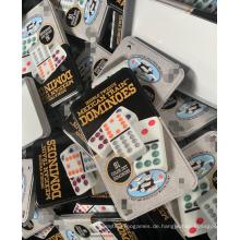 91 Farbpunkt-Domino-Spiele