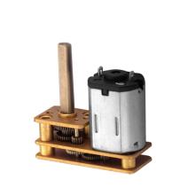 dc mini gear motor GM24-N20VA 3v dc electric gear motor