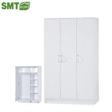 Veneer Wall Mounted Sliding Door Wardrobe Door Designs