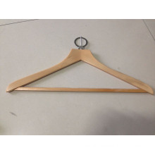 Hotel Ring Anti Steel Hook Set Clothes Hanger with Bar