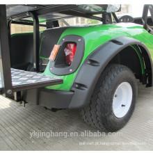 Pneus do carrinho de golfe 8inch com tipos diferentes