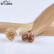 Wholesale Italia Keratin Extension de cheveux confortable Europea Top Qualité