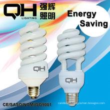 CE RoHS Spiral Energy Saving Lamp