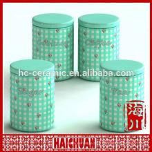 ceramic milk sugar pot