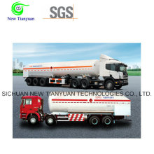 Semi-remorque Cryogenic LNG Storage and Transportation Equipment