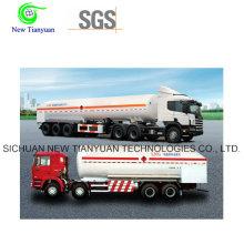 Cryogenic LNG Storage and Transportation Equipment Semi Trailer