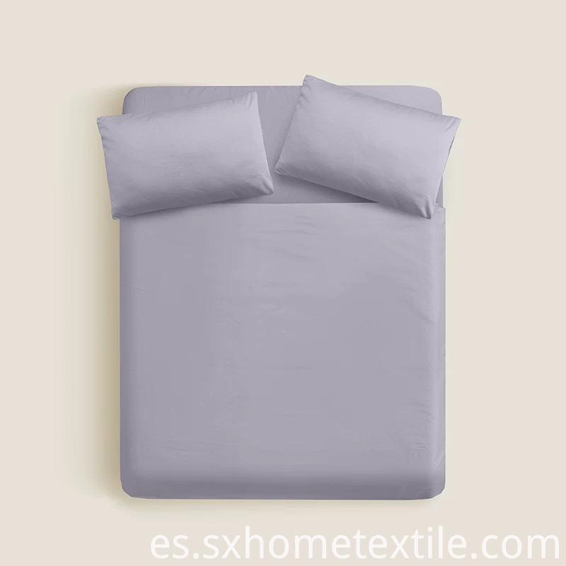 Microfiber Reversible Dyed Duvet Cover Sets