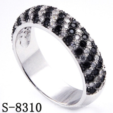 Nuevo anillo de plata de la joyería de la manera de los estilos 925 (S-8310. JPG)