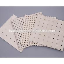 Nicht brennbare Klasse A abgehängte Decke perforierte Cement Board