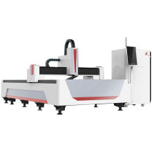 Water Chiller 3Kw Cypcut 8Mm Brass 1500 Watt Fiber Laser Cutter