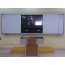 Schiebetafel mit LCD