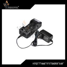 Xtar Vp1 LCD 2 слота Интеллектуальное зарядное устройство для Li-ion аккумуляторов