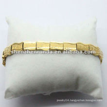 IP Gold Trend bracelet engagement jewelry wristband manufactures & suppliers & factory