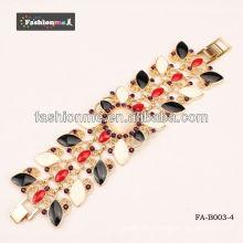 huile de bijoux de mode dripping moustache bracelet série de la FA-B003