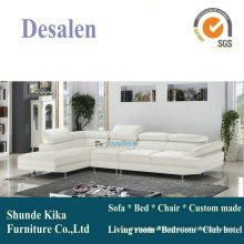 Modern Living Room Leather Sofa, Factory Price Good Quality (A10)