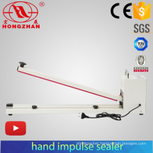 Hi1000 Longest Hand Impulse Sealer for Big Bag