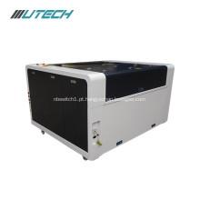máquina de gravação a laser de cilindro e corte com rotativa