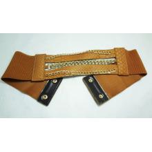 2014 wide fashion women dress elastic belt-KL0072