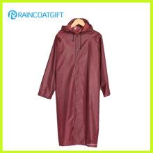 Wasserdichte Regenjacke aus Polyester Rvc-104A