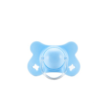 Butterfly Shape Colorful Baby Dummy Soother Newborn Silicone Baby Pacifiers