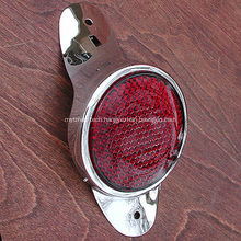 Bike Glass Reflector Bicycle Parts