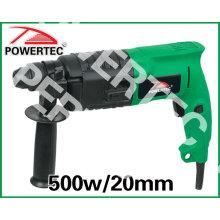 Martelo rotativo de 500W de 20mm (PT82501)