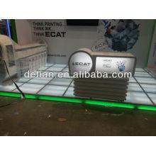 Plancher de verre de LED, plancher d'éclairage à Changhaï en Chine