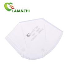 Fabrik Direktverkauf Weiß Einweg Hygiene Faltbare Gesichtsmaske zu einem guten Preis