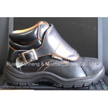 Welding Safety Shoe with Steel Toe Cap (SN1378)