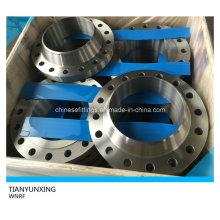 ASME B16.5 A105 Carbon Steel Weld Neck Flange