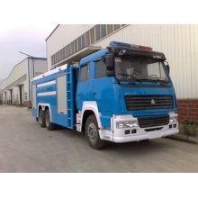 Sinotruk Styer / HOWO Пожарная машина с водой и пеной