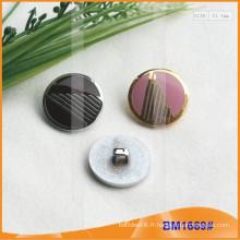 Bouton en alliage de zinc et boutons en métal et bouton de couture en métal BM1669