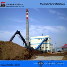 Rejilla vibratoria de 35 t / h de enfriamiento por agua para central eléctrica