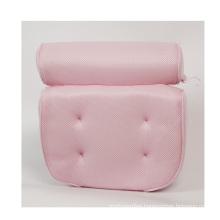 GRS anti mite spa bath pillow Soft and comfortable badkussen 3D air mesh bath pillow
