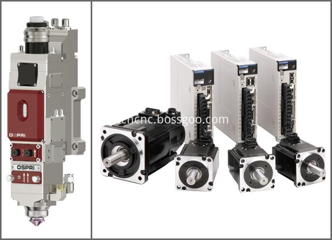 cnc fiber laser metal cutter Machine