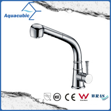 Single Handle Pull out Kitchen Sink Faucet (AF9230-5)