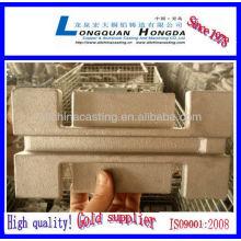 Cobertura de lâmpada do produto de fundição de cobre