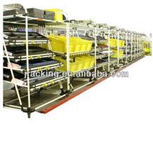 Регулируемые стальные полки шкафа хранения shelving,промышленные стеклянные шкафы шестерни шкафа подачи коробки